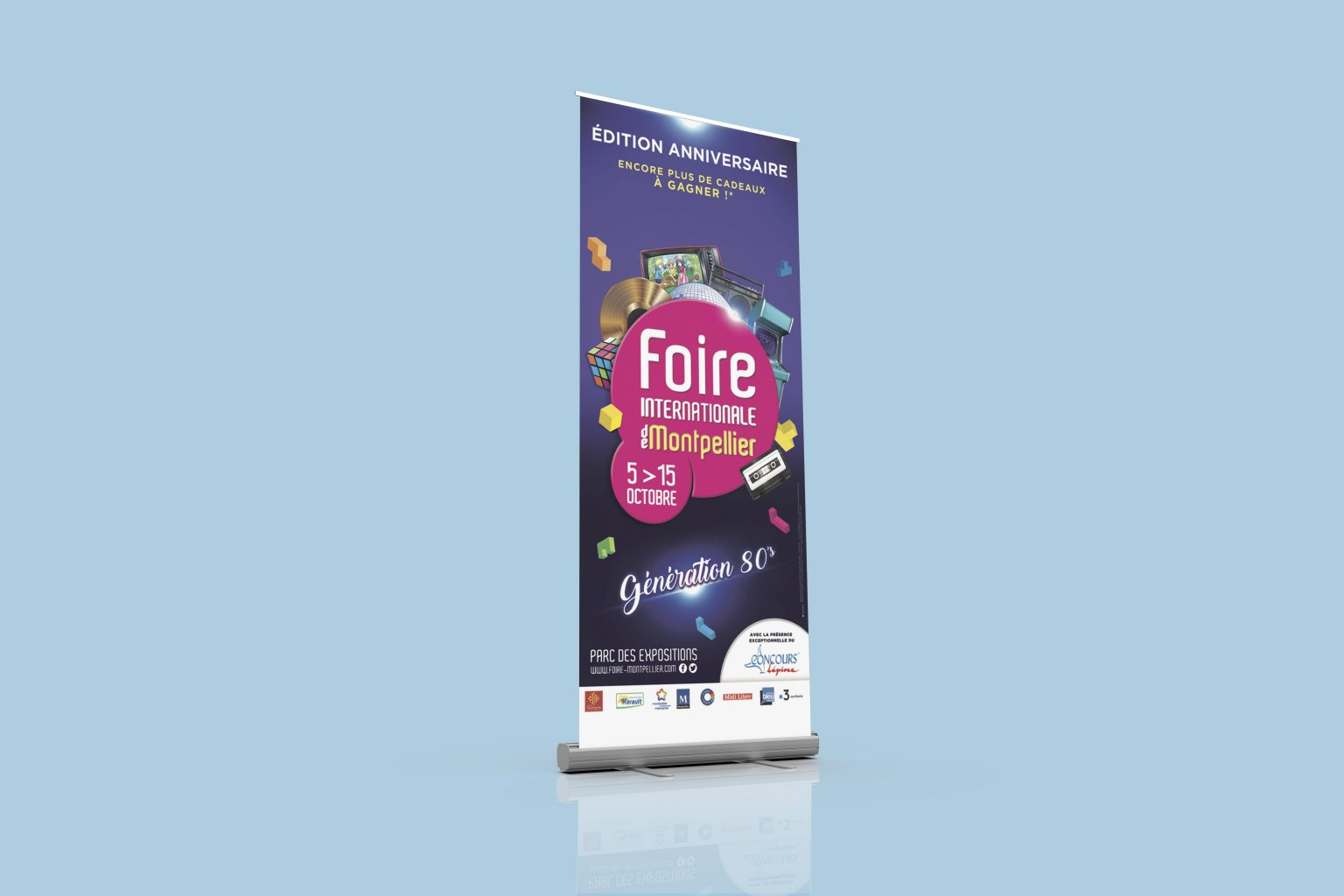 Rollup-Foire