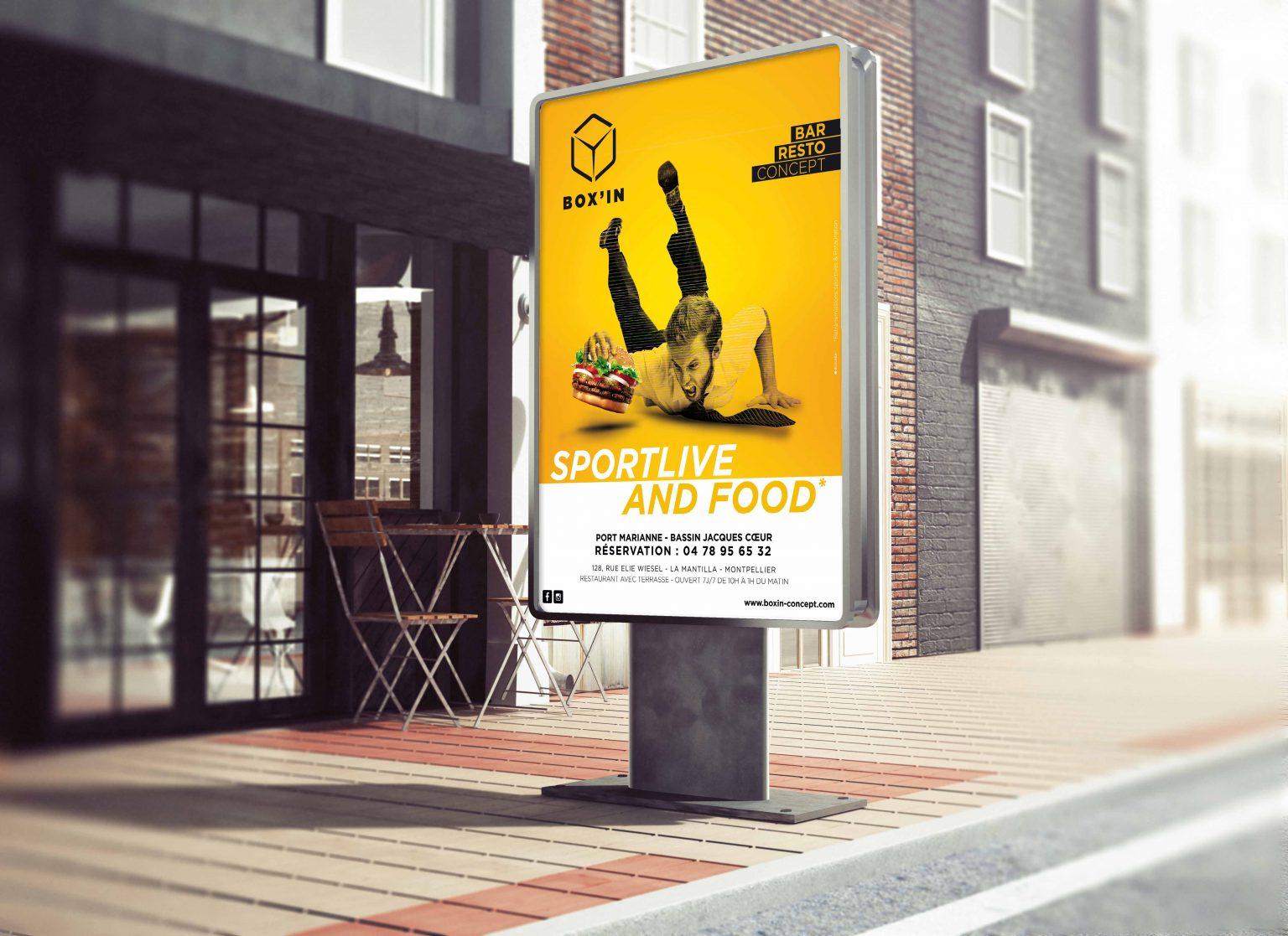 street-affiche